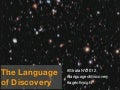 Designing Big Data Interactions Using the Language of Discovery