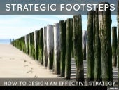 Strategic Footsteps