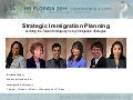 Maney - Strategic immigration planning