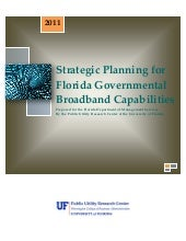 Strategic planning report for Flori...