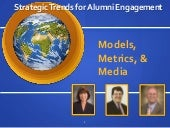 Strategic Trends In Alumni Engagement Case Summit09