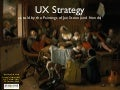 UX Strategy as told by the paintings of Jan Steen