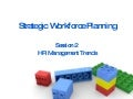 Strategic HR Planning anf Talent Mgt 2