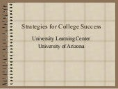 Strats for college succ [e doc find...
