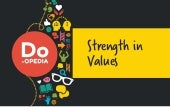 Strength in  Values - Do-opedia