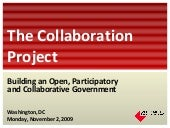 The Collaboration Project: Building...
