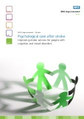 Psychological care after stroke: Im...