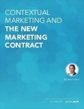 Contextual Marketing and the New Marketing Contract