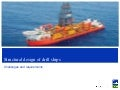 Structural Design of Drill Ships