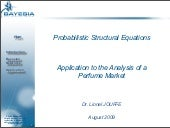 Probabilistic Structural Equations ...