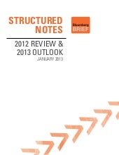 Structured Notes 2012 Review