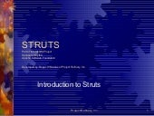 Struts Introduction Course