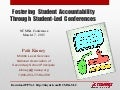 Student Led Conferencing