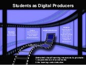 Students as Digital Producers