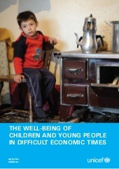 The well-being of children and youn...