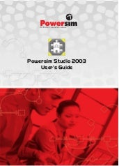 Studio2003 users manual