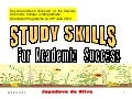 Essential study skills for academic success