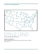 Style Lend City Expansion Marketing Plan