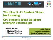 Students Speak Up About Emerging T...