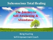Subconscious Total Healing, Complete Healing of Body, Emotion and Soul