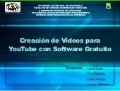 Subir video a youtube con wmv.slide...