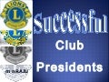 Successful club presidents 30082013