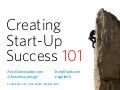 Creating Start-Up Success