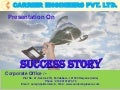 Success story of Carrier Engineers, an SME Cluster Member of CII