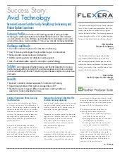 Success Story Avid Technology