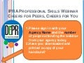 IPRA 2014 Success Stories and Webinar Recap