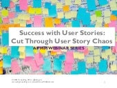 Success With User Stories: