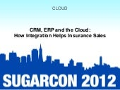 Cloud: Session 2: CRM, ERP and the ...