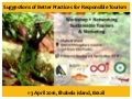 Suggestions of Better Practices for Responsible Tourism on Ilhabela island, Brazil