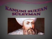 Suleiman I, The Magnificent