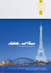 Summary of Le Cordon Bleu Australia...