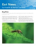 Esri News for Health & Human Services -- Summer 2012
