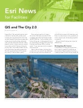 Esri News for Facilities -- Summer ...
