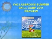 Preview of VAClassroom Summer Skill...