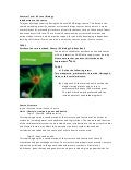 Summer task a level biology 2012