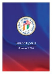 Ireland Update Summer 2014 Notes