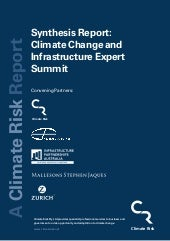 2009 Climate Change Summit Synthesi...