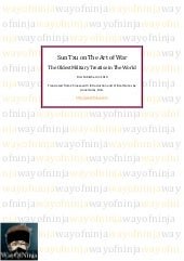 Sun Tzu On The Art Of Way | Way Of ...