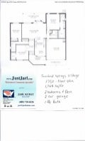 Sunland Springs Village   1750 floor plan