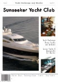 Sunseeker Yacht Club magazine - June 2011 issue