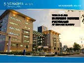 School of Business - Monash Univers...