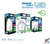 Supacell LED Lighting Brochure