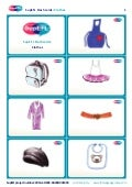 Sup EFL flashcards: clothes and accessories