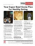 Super Bowl Game Plan for Healthy Eating