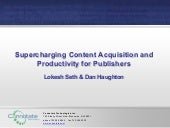 Supercharging Content Acquisition A...