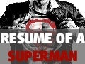 Superman viral resume